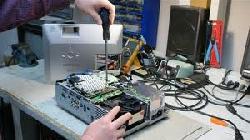Quy trình sửa chữa máy chiếu
