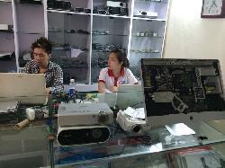 Dịch vụ sửa máy chiếu tại Bình Định