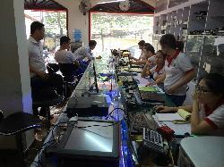 Dịch vụ sửa máy chiếu tại Thái Nguyên