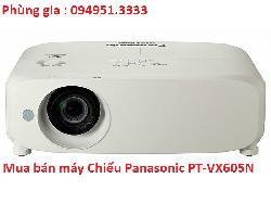 Mua bán máy Chiếu Panasonic PT-VX605N cũ