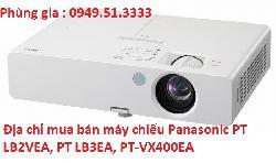 Địa chỉ mua bán máy chiếu Panasonic PT LB2VEA, PT LB3EA, PT-VX400EA
