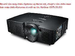 Địa chỉ sửa máy chiếu Optoma S316 uy tín hà nội