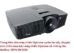 Chuyên sửa máy chiếu OPTOMA EX631 lấy ngay hà nội
