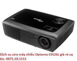 Dịch vụ sửa máy chiếu Optoma ES526L giá rẻ uy tín