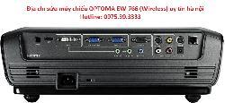 Địa chỉ sửa máy chiếu OPTOMA EW-766 (Wireless) uy tín hà nội