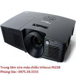Trung tâm sửa máy chiếu Infocus IN228 giá rẻ uy tín