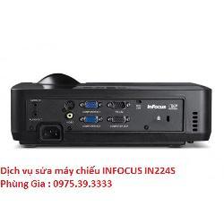 Dịch vụ sửa máy chiếu INFOCUS IN224S giá rẻ lấy ngay