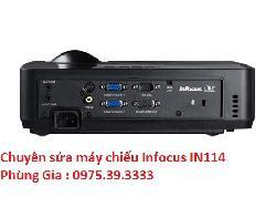 Chuyên sửa máy chiếu Infocus IN114 giá rẻ hà nội