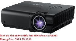 Dịch vụ sửa máy chiếu Full HD Infocus SP8600 uy tín hà nội