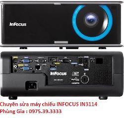 Chuyên sửa máy chiếu INFOCUS IN3114 lấy ngay giá rẻ