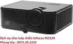 Dịch vụ sửa máy chiếu Infocus IN3124 giá rẻ uy tín