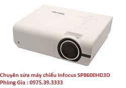 Chuyên sửa máy chiếu Infocus SP8600HD3D giá rẻ lấy ngay