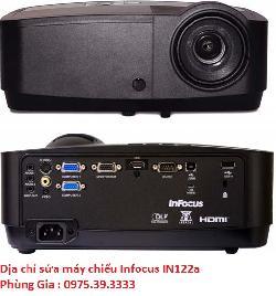 Địa chỉ sửa máy chiếu Infocus IN122a giá rẻ hà nội