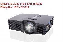 Chuyên sửa máy chiếu Infocus IN220 uy tín hà nội