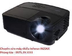 Chuyên sửa máy chiếu Infocus IN226X lấy ngay giá rẻ