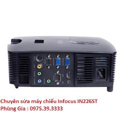 Chuyên sửa máy chiếu Infocus IN226ST uy tín lấy ngay