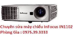 Chuyên sửa máy chiếu InFocus IN1102 giá rẻ lấy ngay