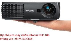 Địa chỉ sửa máy chiếu Infocus IN1110a giá rẻ hà nội
