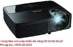 Trung tâm sửa máy chiếu đa năng INFOCUS IN122 uy tín giá rẻ