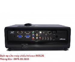 Dịch vụ sửa máy chiếu Infocus IN3126 uy tín hà nội