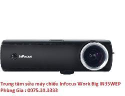 Trung tâm sửa máy chiếu Infocus Work Big IN35WEP giá rẻ hà nội