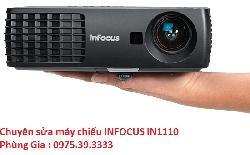 Chuyên sửa máy chiếu INFOCUS IN1110 lấy ngay giá rẻ