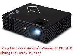 Trung tâm sửa máy chiếu Viewsonic PJD5134 uy tín lấy ngay