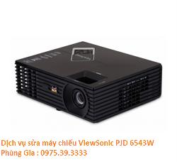 Dịch vụ sửa máy chiếu ViewSonic PJD 6543W uy tín hà nội