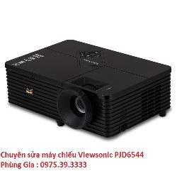 Chuyên sửa máy chiếu Viewsonic PJD6544 lấy ngay giá rẻ