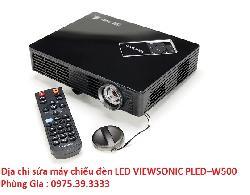 Địa chỉ sửa máy chiếu đèn LED VIEWSONIC PLED–W500 lấy ngay uy tín