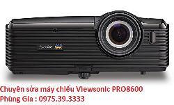 Chuyên sửa máy chiếu Viewsonic PRO8600 giá rẻ lấy ngay