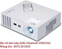 Địa chỉ sửa máy chiếu Viewsonic PJD5232L giá rẻ hà nội