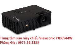 Trung tâm sửa máy chiếu Viewsonic PJD6544W uy tín lấy ngay