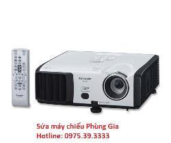 Địa chỉ sửa máy chiếu Sharp XR-32X giá rẻ