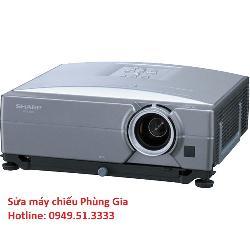 Dịch vụ sửa máy chiếu Sharp XG-C335X lấy ngay