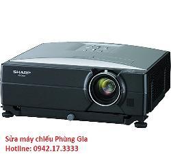Phùng Gia chuyên sửa máy chiếu Sharp XG-C435X