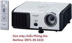 Cửa hàng sửa máy chiếu Sharp XR-32X-L tại nhà