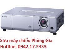 Công ty sửa máy chiếu Sharp PG-D3750W chuyên nghiệp