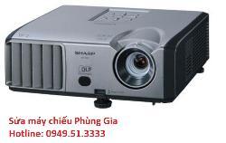 Trung tâm sửa máy chiếu Sharp XR-30S giá rẻ