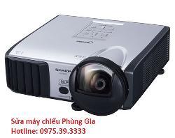 Phùng Gia chuyên sửa máy chiếu Sharp PG-F267x
