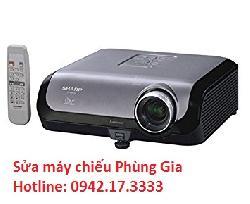 Cửa hàng sửa máy chiếu Sharp XG-MB65X tại nhà