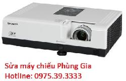 Công ty sửa máy chiếu 3D Sharp XR-55X chuyên nghiệp