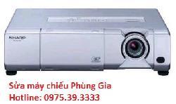 Địa chỉ sửa máy chiếu Sharp PG-D3750 giá rẻ