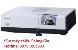 Dịch vụ sửa máy chiếu Sharp PG-3010X uy tín