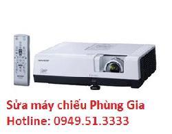 Cửa hàng sửa máy chiếu Sharp PG-D3010X tại nhà