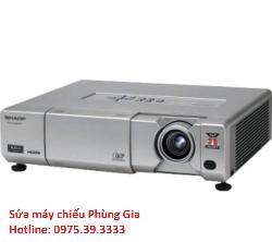 Công ty sửa máy chiếu Sharp PG-D50X3D tại nhà