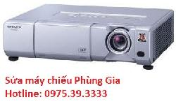 Địa chỉ sửa máy chiếu Sharp PG-D45X3D giá rẻ