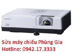 Trung tâm sửa máy chiếu Sharp PG-D2870W chuyên nghiệp