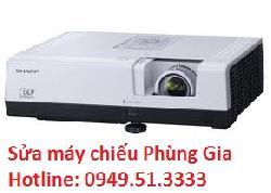Dịch vụ sửa máy chiếu Sharp PH-XG80X-N lấy ngay