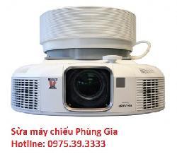 Phùng Gia chuyên sửa máy chiếu Sharp XG-SV100W
